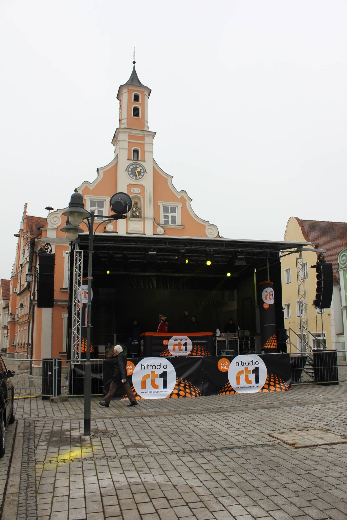 Stagepartner; Ecostage; Weiberfasching; Open-Air; Fasching; Party